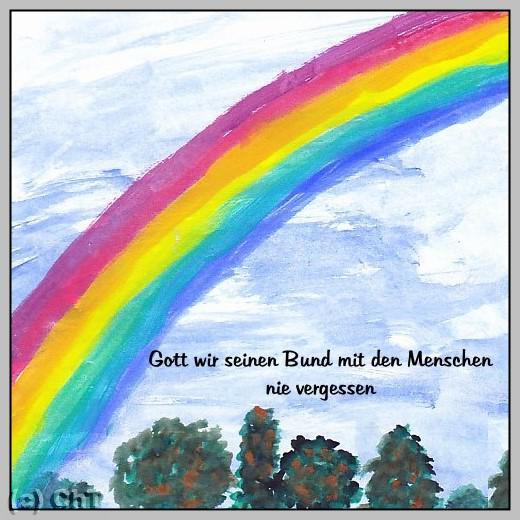 Die farben des regenbogens gedicht