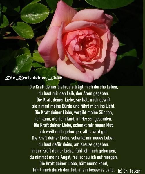 Christliche Gedichte Garten Der Poesie